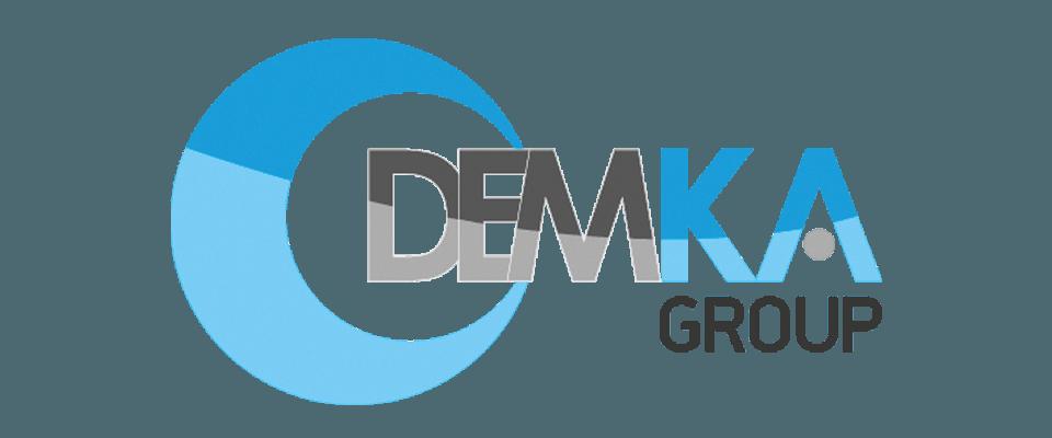 demka logo